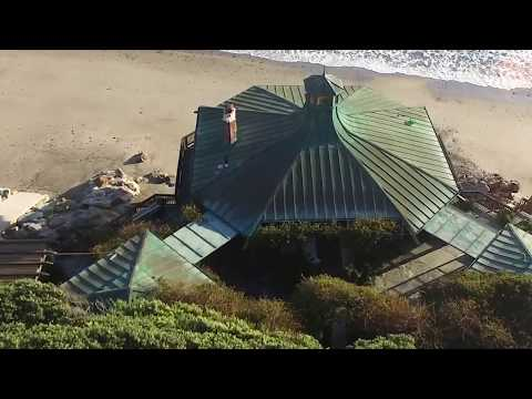 THE MALIBU OUTPOST | A SPECTACULAR BEACHFRONT ESTATE RESORT RENTAL