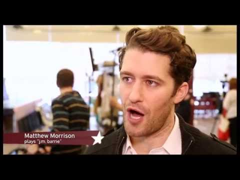 Matthew Morrison, Kelsey Grammer & Laura Michelle Kelly on the Broadway Musical FINDING NEVERLAND