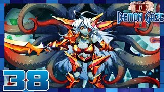 Demon Gaze II - English Walkthrough Part 38 Boss Ergo Valkyrie [Post Game]
