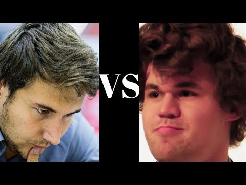 World Chess Championship 2016 : Game 2: Sergey Karjakin vs Magnus Carlsen : Spanish Game