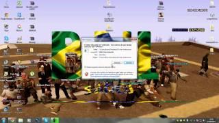 [Tutorial] Baixar e instalar GTA SAMP e TeamSpeak 3! Entrando no Brasil New Life!