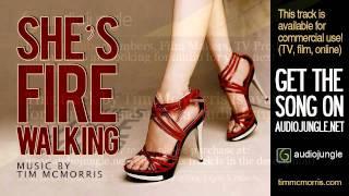 Watch music video: Tim McMorris - She's Fire Walking