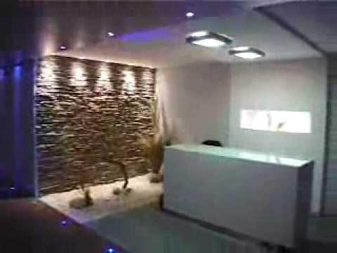 Edificio horus hall youtube - Decoracion hall de entrada edificios ...