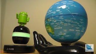 REVIEW: Maglev Magnetic Levitation Floating Globe?!