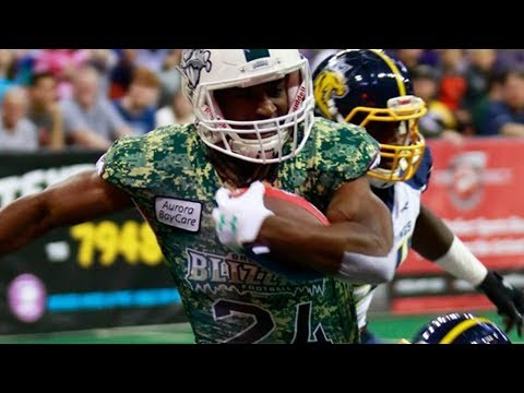 IFL Week 17 Highlights: Cedar Rapids at Green Bay