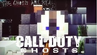 CALL OF DUTY GHOSTS RAP (Minecraft Version) Zarcort y Piter-G