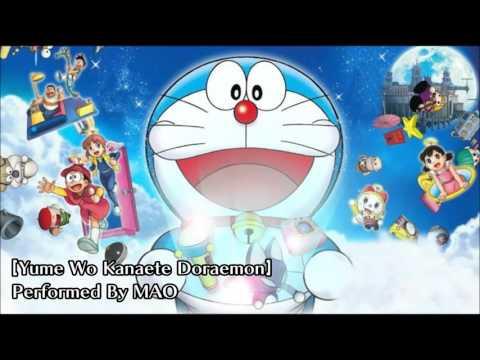 Yume wo Kanaete Doraemon - Doraemon Opening Song