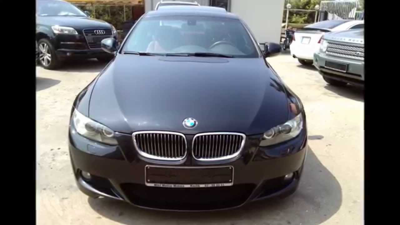 BMW M Coupe For Sale >> 2010 BMW 325i coupe M Pacakge FOR SALE - Lebanon - YouTube