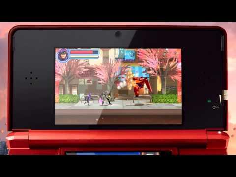 Big Hero 6 Nintendo Game Trailer