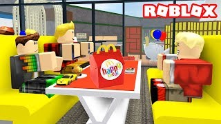 KIDS TOYS & HAPPY MEALS IN ROBLOX (Restaurant Tycoon) Episode #3