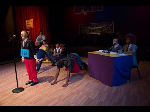 Fort Hayes High School Production! The 25th Annual Putnam County Spelling Bee! Part 2!