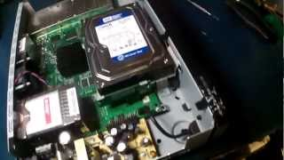 Shaw HD dual tuner pvr*a look inside*