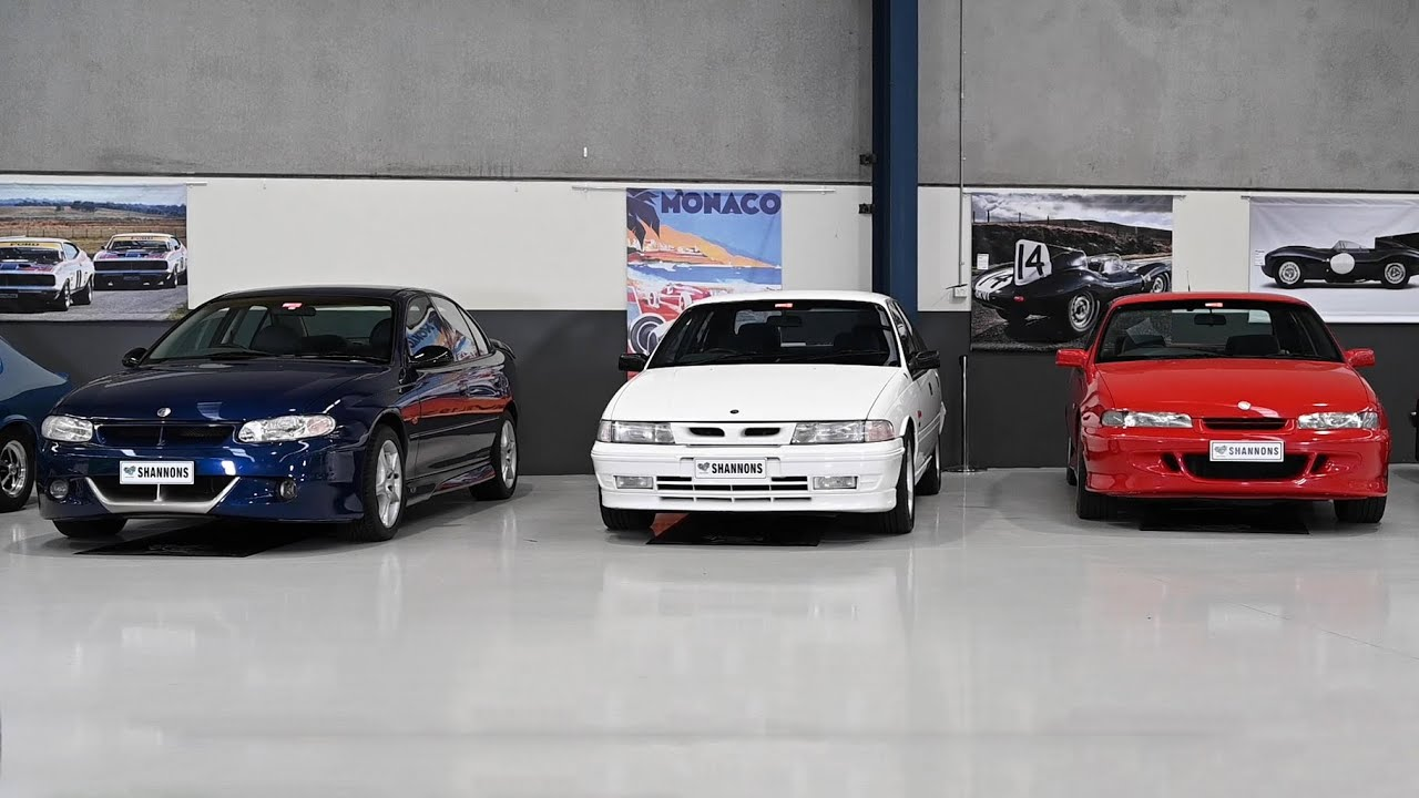 Emerging HSV Icons - 2019 Shannons Melbourne Winter Classic Auction