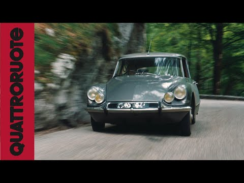 Citroen DS (1964) Classic Test Drive
