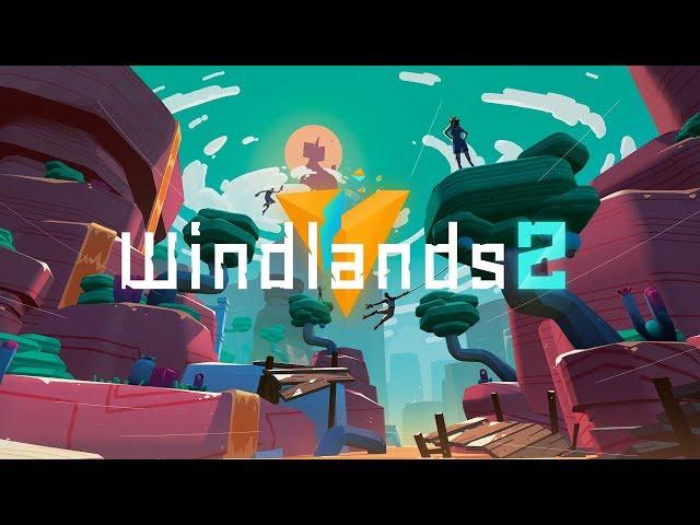 Windlands 2' is Landing on Steam Next Week for Vive, Rift & Windows
