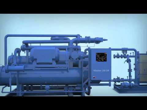 Industrial Heat Pumps in Food & Beverage Processing