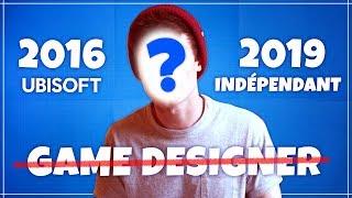 Pourquoi j'ai quitté mon boulot de Game Designer à Ubisoft