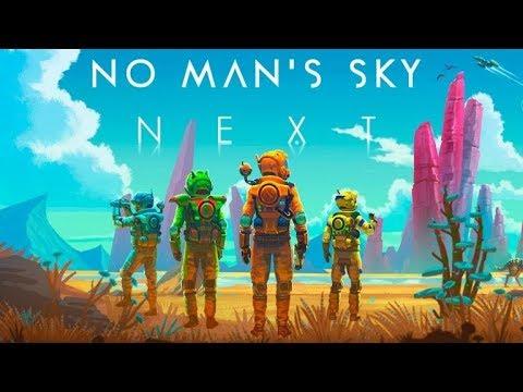 No Man's Sky NEXT запуск на слабом ПК