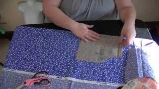Wie Erstellt Man Ein Muster Für Kleinkind-Kleid