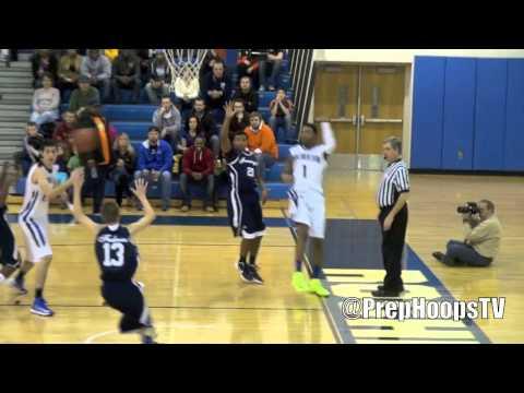 Kentucky Wildcat commit James Young 2013 Rochester highlights vs Farmington