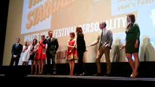 TIFF 2013 - Dallas Buyers Club World Premiere Q&A - Matthew McConaughey, Jaret Leto, Jennifer Garner thumbnail