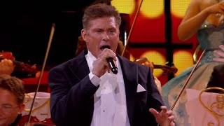 David Hasselhoff & André Rieu – Knight Rider Theme Song & Looking For Freedom