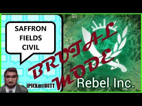 Rebel Inc Ios [Saffron Fields] Brutal Mode - Civil Servant