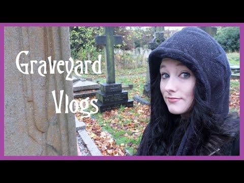 GRAVEYARD VLOGS: Brompton Cemetery, SW10 (Emmeline Pankhurst!) | Amy McLean