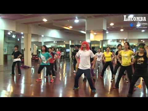 Flashdance What a Feeling / LACOMBA DANCE FITNESS WITH HOWARD [HD]