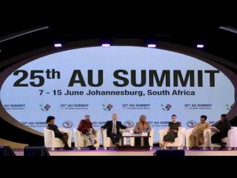25th AU Summit, Sandton, Gauteng