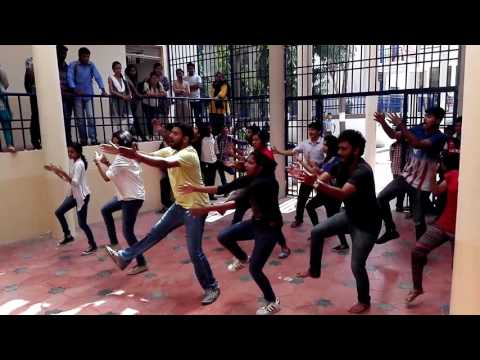 ULC Bangalore- Flashmob