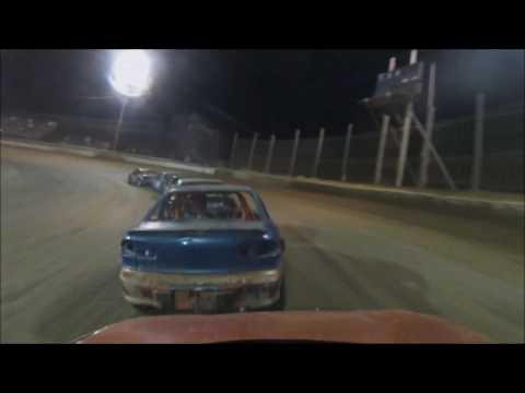 Moler Raceway Park Compact Feature 6-17-16