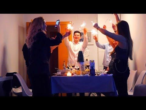 VLOG: САМЫЙ КЛЕВЫЙ НОВЫЙ ГОД 2019!  31.12.18 - Видео из ютуба