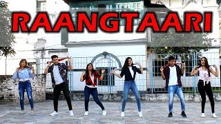 Rangtaari Video | Loveyatri | | Yo Yo Honey Singh | Dance Choreography