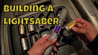Galaxy's Edge | Building a Lightsaber at Savi's workshop FULL EXPERIENCE
