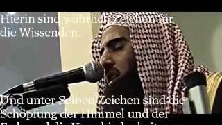 Muhammad al-Luhaidan Surah ar-Rum 20-27 (live)