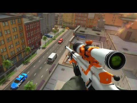 American Sniper 3D: Free Shooting Game 2019 Android Gameplay