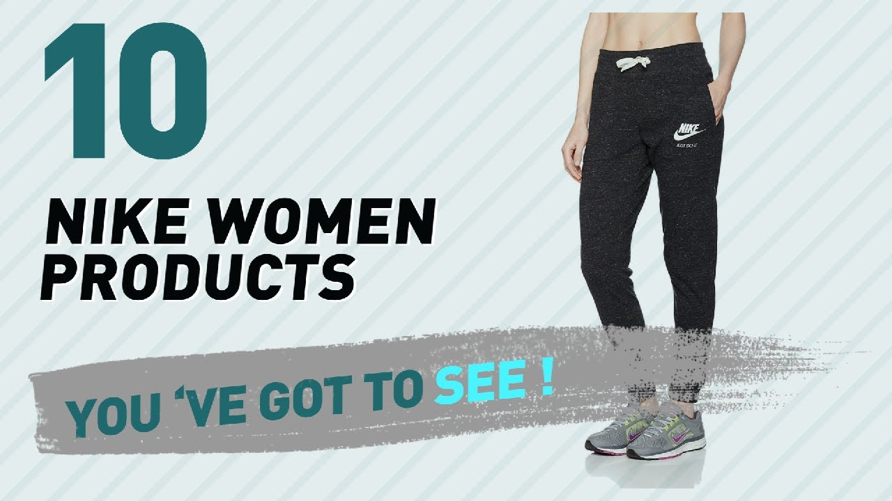 Nike Women Joggers, Top 10 Collection // New & Popular 2017
