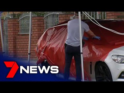 High-ranking Bikie Boss Ambushed In Suburban Melbourne | 7NEWS