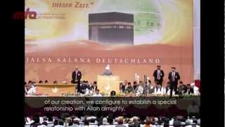 Jalsa Salana Germany 2012 - Official Trailer Ahmadiyya Muslim Community