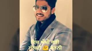 Respect,gurnam bhullar||new punjabi whatsapp status video 2018||by music life