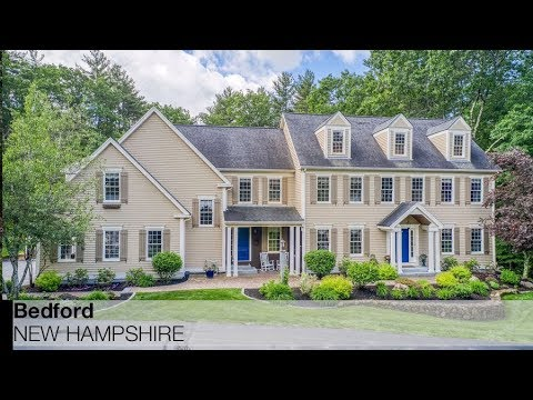 Video Of 102 Colonial Daniels Drive | Bedford New Hampshire Real Estate & Homes By Marianna Vis
