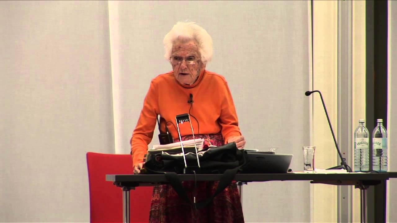 [Video] Dr.Viola Frymann: Evaluation of osteopathic approaches with premature infants at the Osteopathie Schule Deutschland in Berlin. 1