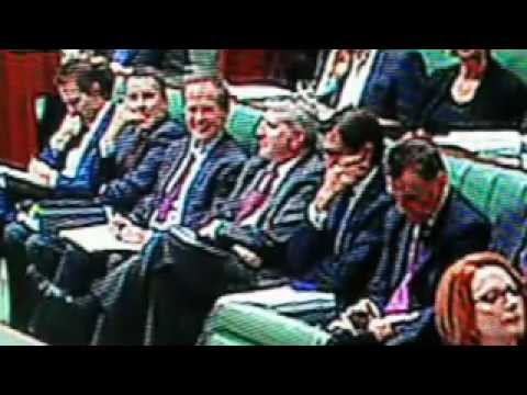 Labor Front Bench - Music To Watch......