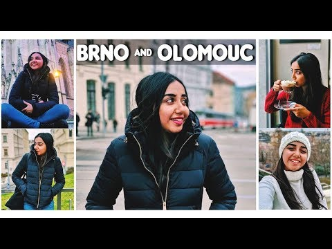 Visiting Brno and Olomouc! | Czech Republic Vlog #2