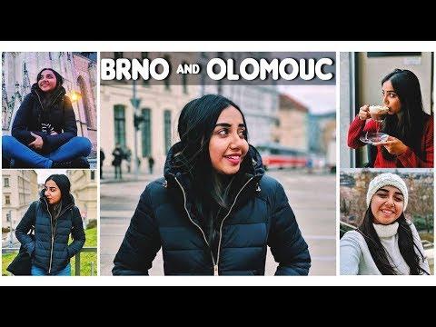 Visiting Brno and Olomouc! | Czech Republic Vlog #2