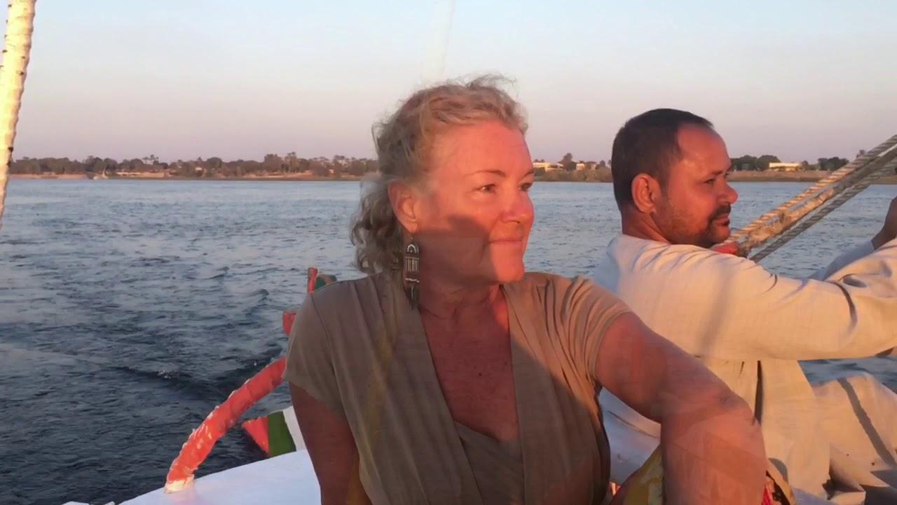 Magical Sunset Sail on the Nile