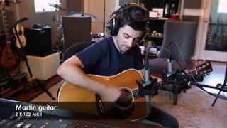 Recording Vibey Acoustic Instruments On Royer R-122 MKll's With Andrew Synowiec