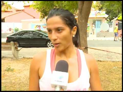 Material da TV Delta Canal 02: Slackline: o esporte que vem ganhando força em Parnaíba