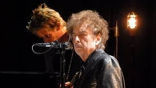 """Bob Dylan sings a distinctly country inspired version of """"Blowin in..."""